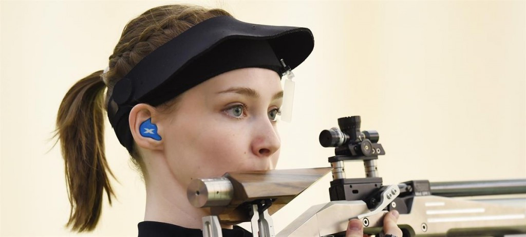 McIntosh emulates sister by claiming gold medal at European Shooting Championships