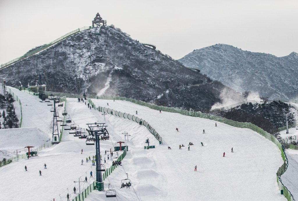 FIS official claims great drive in China to use Beijing 2022 to improve winter sport development
