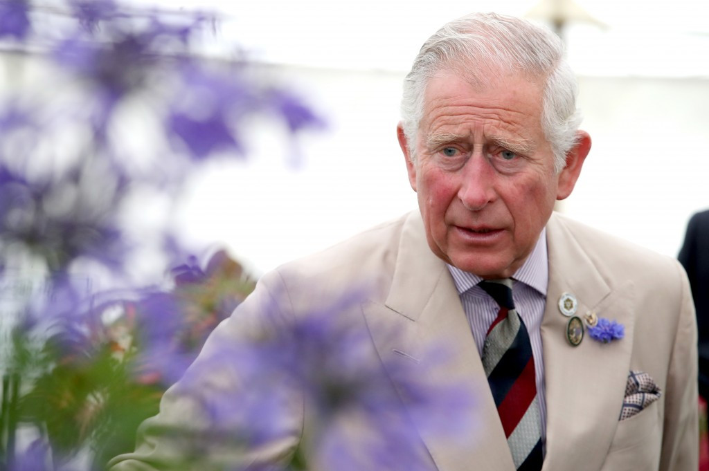 Prince Charles will officially open next year's Commonwealth Games in Gold Coast in place of The Queen ©Getty Images