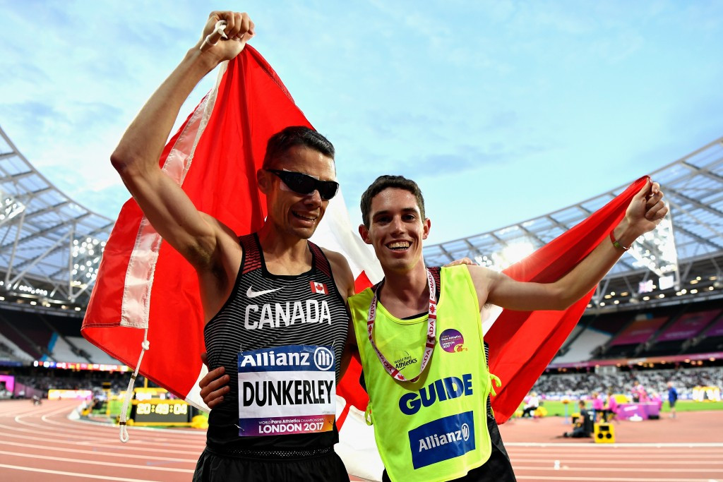 Canada's Jason Dunkerley has also been named on the Athletes Advisory Group ©Getty Images