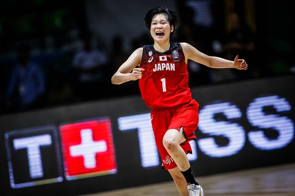 Japan to face Australia in FIBA Women's Asia Cup final