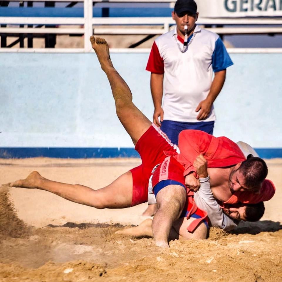 Action took place at Finikoudes Beach ©FIAS