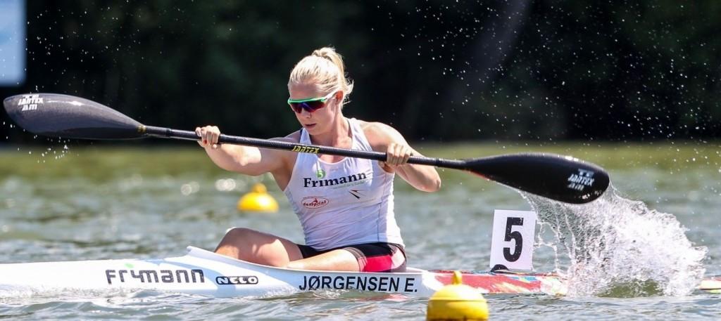 Olympic silver medallist Jorgensen comes through qualifying at ICF Sprint Under-23 and Junior World Championships