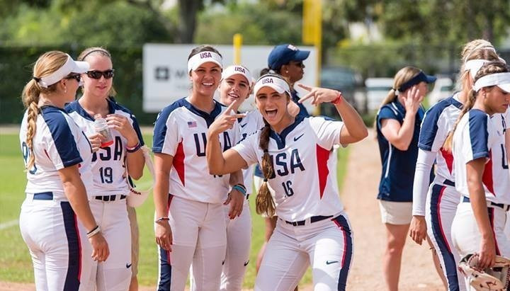 Hosts guaranteed medal at Junior Women's Softball World Championship after latest win