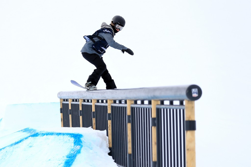 Jamie Anderson is one of a number of Olympic champions due to attend the Team USA Media Summit ©Getty Images
