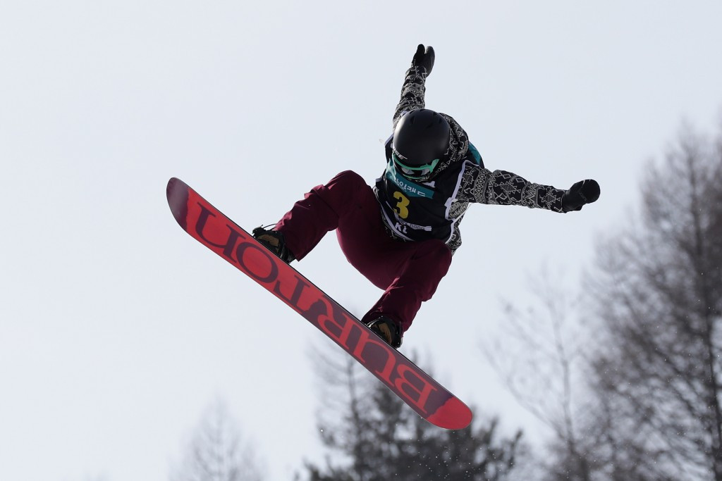Snowboarder Kelly Clark, who won the women's halfpipe gold medal at the 2002 Winter Olympic Games in Salt Lake City, is also due to attend ©Getty Images