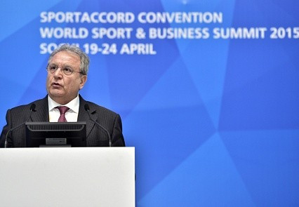 Fraccari replaces Espinos as ARISF representative on SportAccord Council