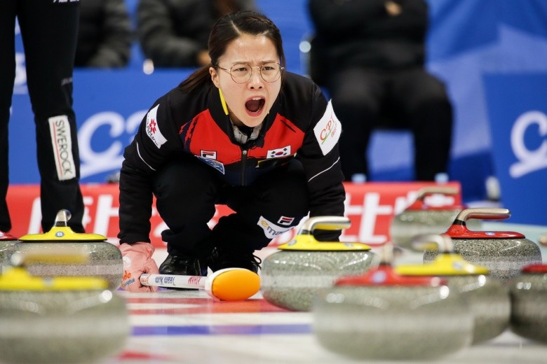 South Korean curlers excited about Pyeongchang 2018 Winter Olympics
