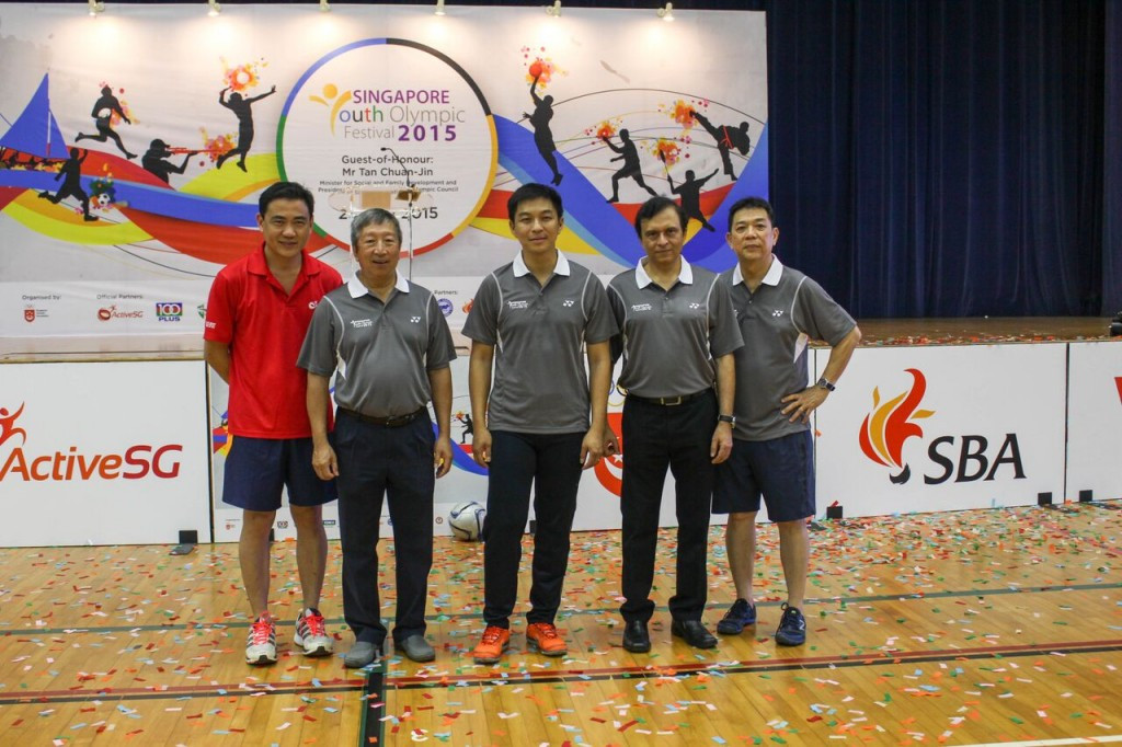 Singapore Youth Olympic Festival declared open with nearly 2,300 athletes set to compete