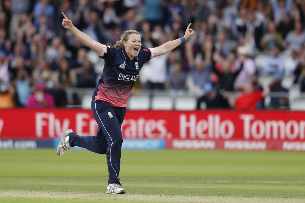 Shrubsole moves to career-best ICC ranking