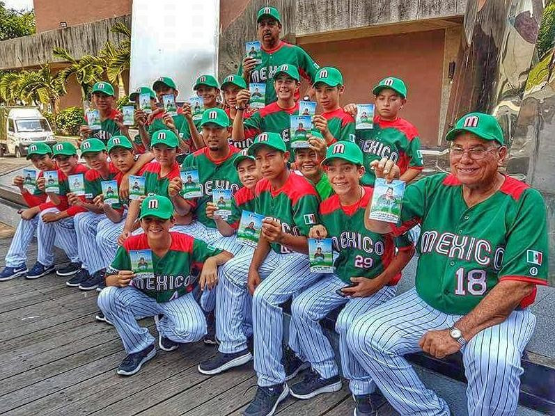 Top ranked side Japan beaten by Mexico at WBSC Under-12 Baseball World Cup