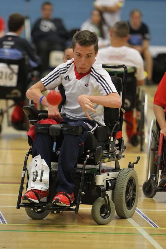 Great Britain retain European boccia team title to secure place at Rio 2016