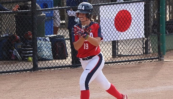 United States safely through to Junior Women's Softball World Championship final