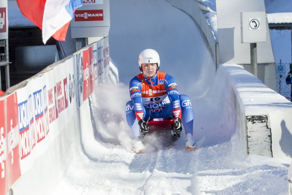 The sport of luge will be run from a new headquarters from August 1 ©Getty Images