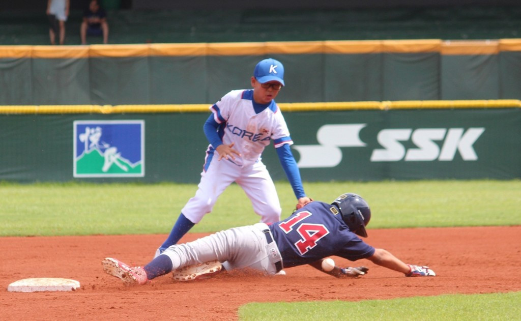 United States continue ominous form at WBSC Under-12 World Cup