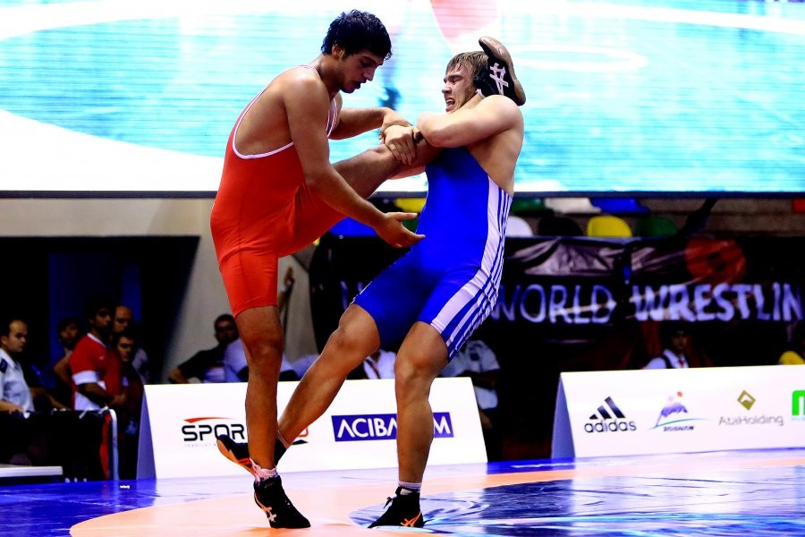 Two-time European junior wrestling champion killed in knife attack