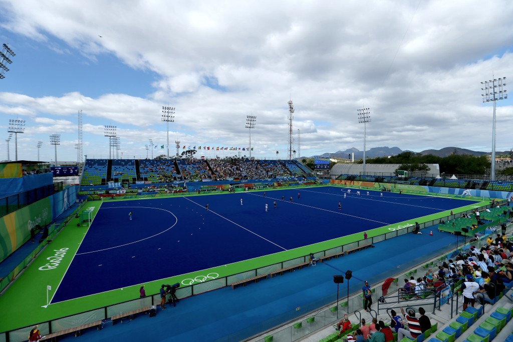FIH reveal new standards for hockey turf