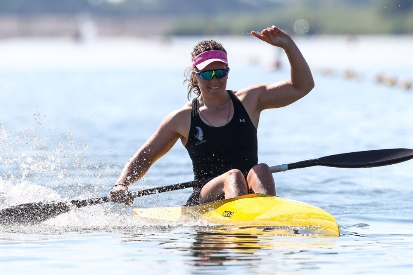 Fisher claims two gold medals on final day of ICF Sprint Under-23 and Junior World Championships