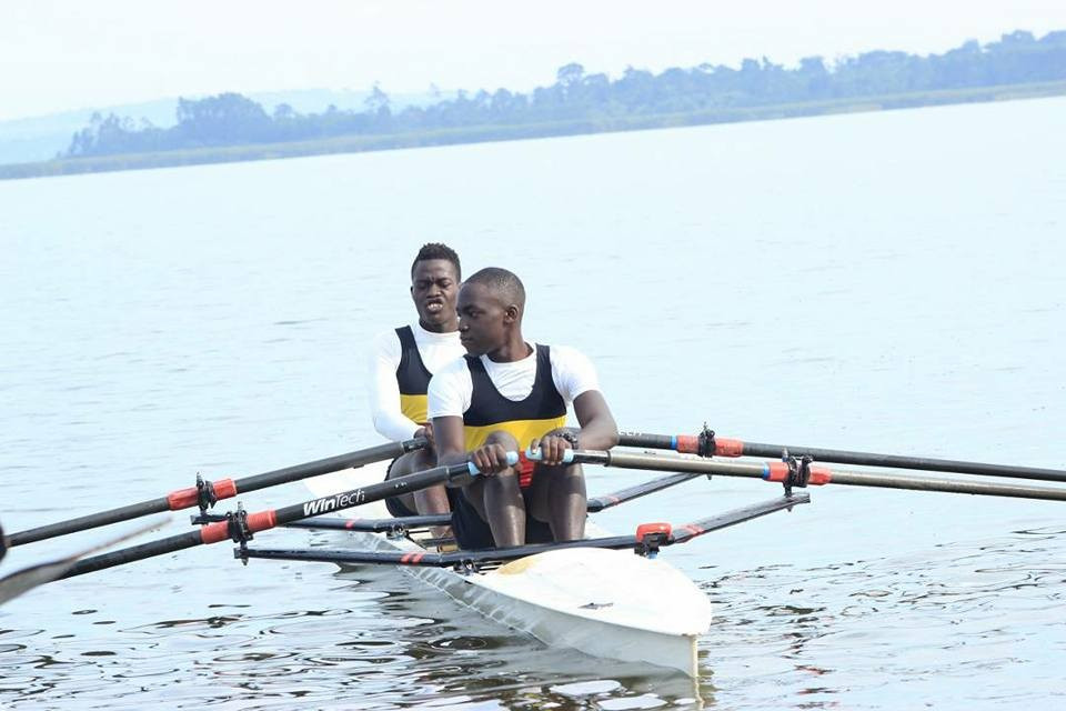 The Ugandan Rowing Federation has been awarded a cash grant ©URF/Facebook