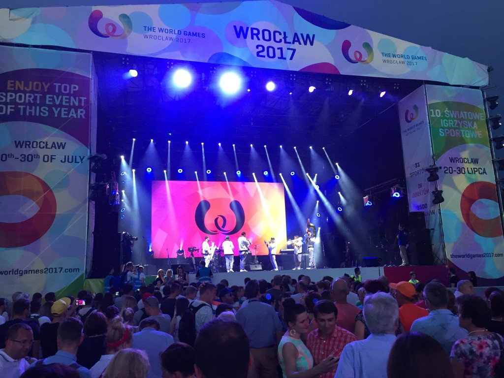 Wrocław 2017 was officially declared closed this evening ©ITG