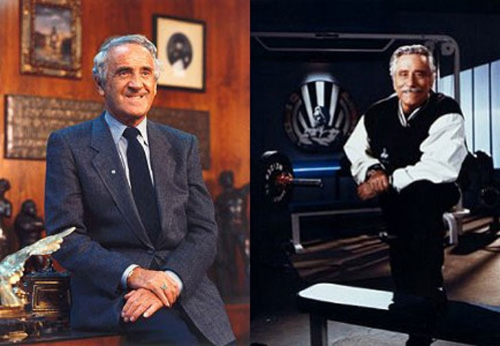 Ben and Joe Weider were the founding fathers of the IFBB ©IFBB