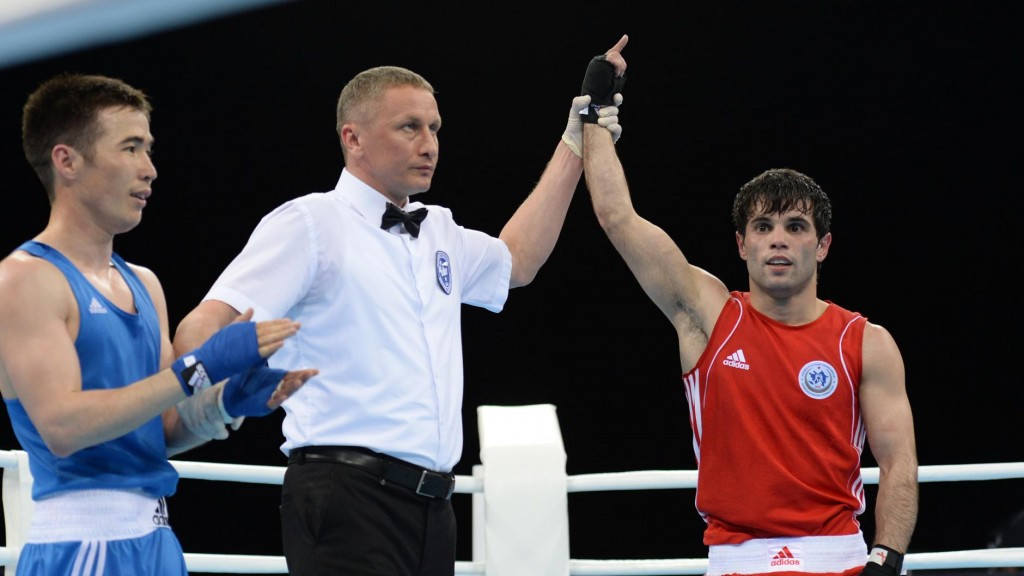 Hosts in rampant form on final day of Baku 2015 boxing test event