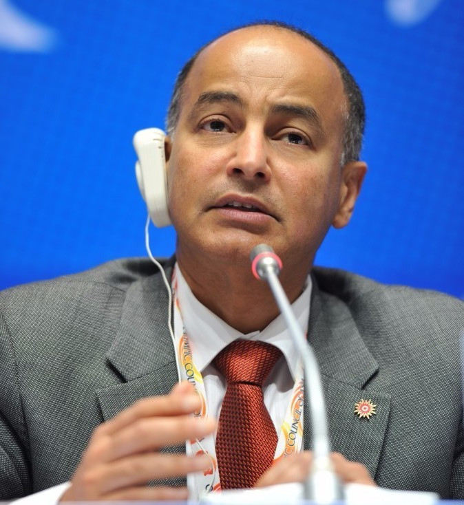 Al-Musallam threatens legal action over newspaper reports before FINA Congress that he asked for cut of sponsorship money
