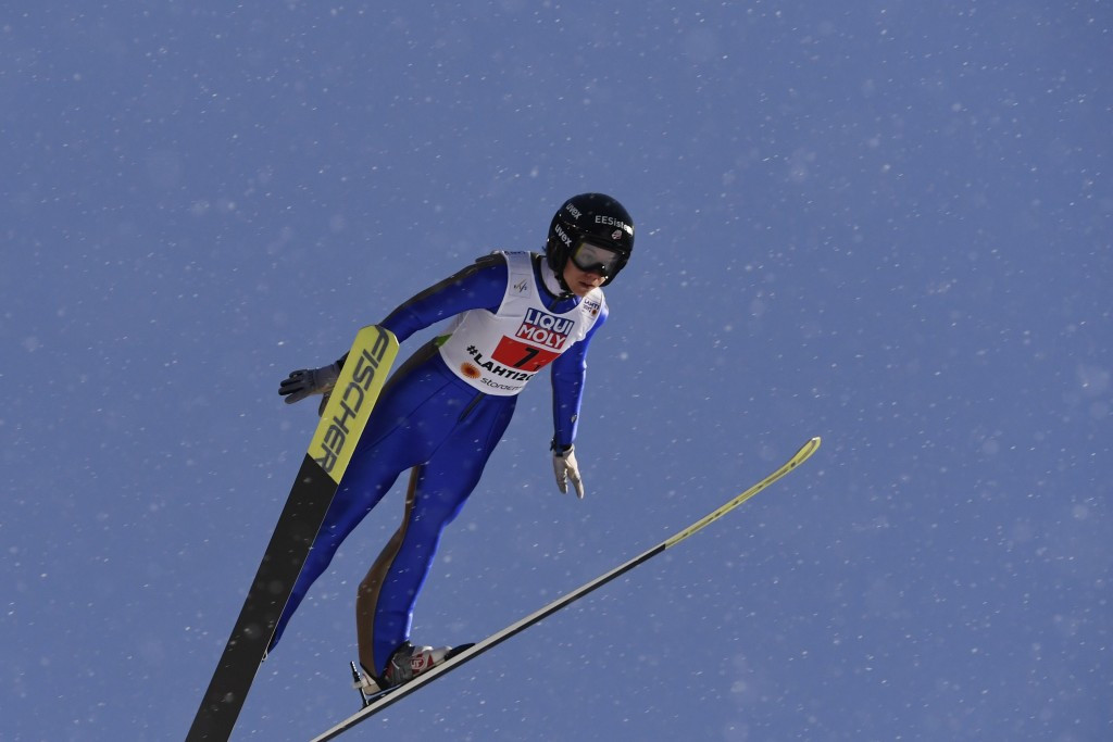 American ski jumpers begin Olympic season with National Championships in Utah