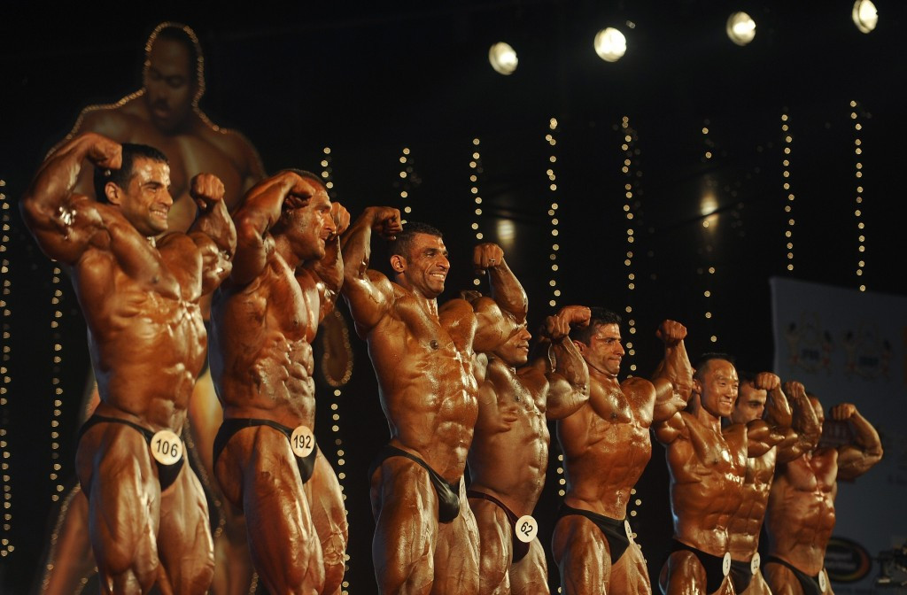 Two major IFBB events will be held later this year in Biarritz and Benidorm ©IFBB