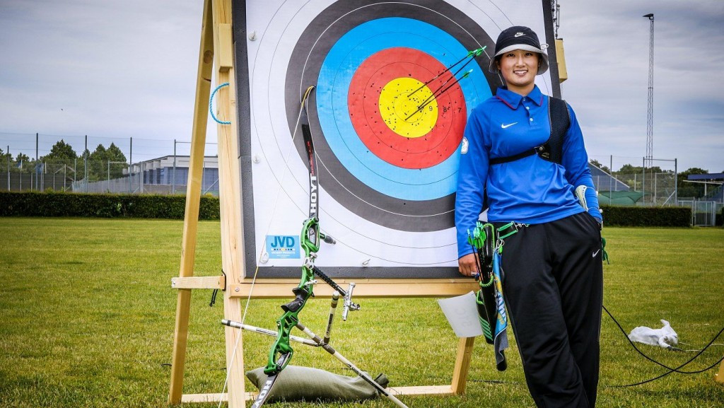 Chinese Taipei's Shih-Chia tops World Archery Championships recurve ranking ahead of Olympic gold medallist