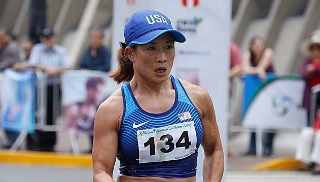 American allowed to compete in World Championships 50km walk after claiming gender discrimination