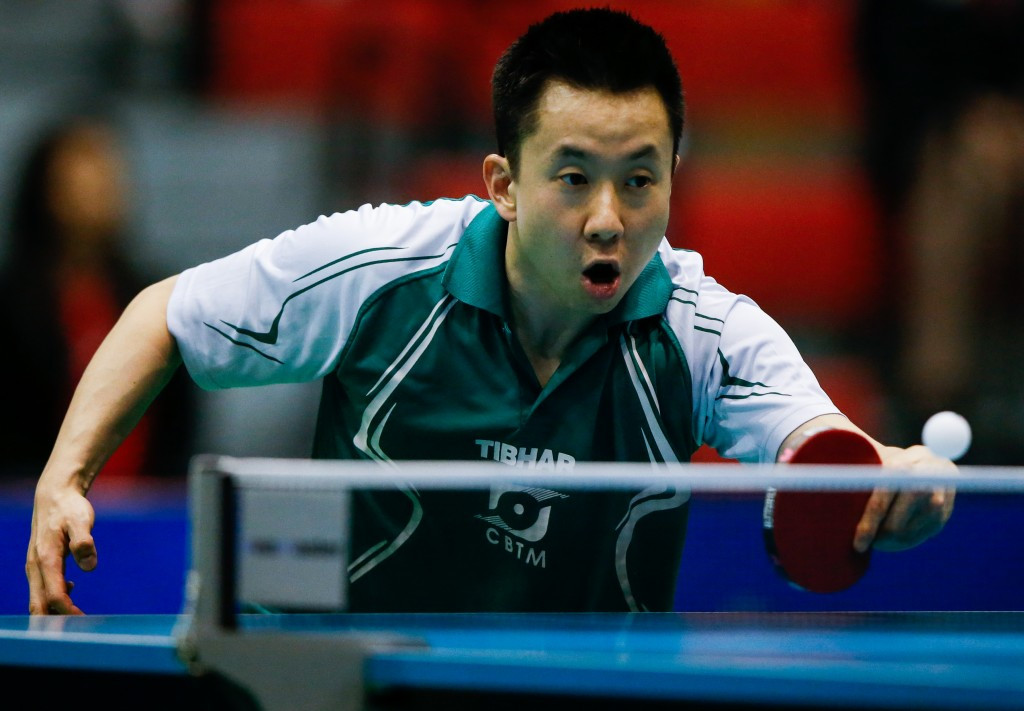 Tsuboi and Zhang qualify for ITTF World Cups