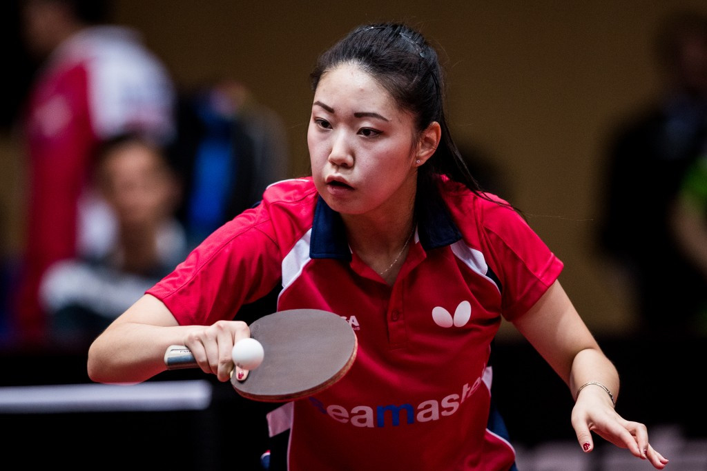 Lily Zhang won the women's Pan American Cup title in San Jose ©Getty Images
