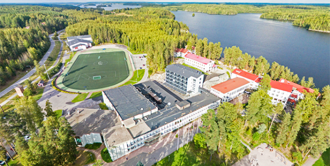 Action is due to take place at the Pajulahti Sports Institute in Lahti ©Pajulahti 2017