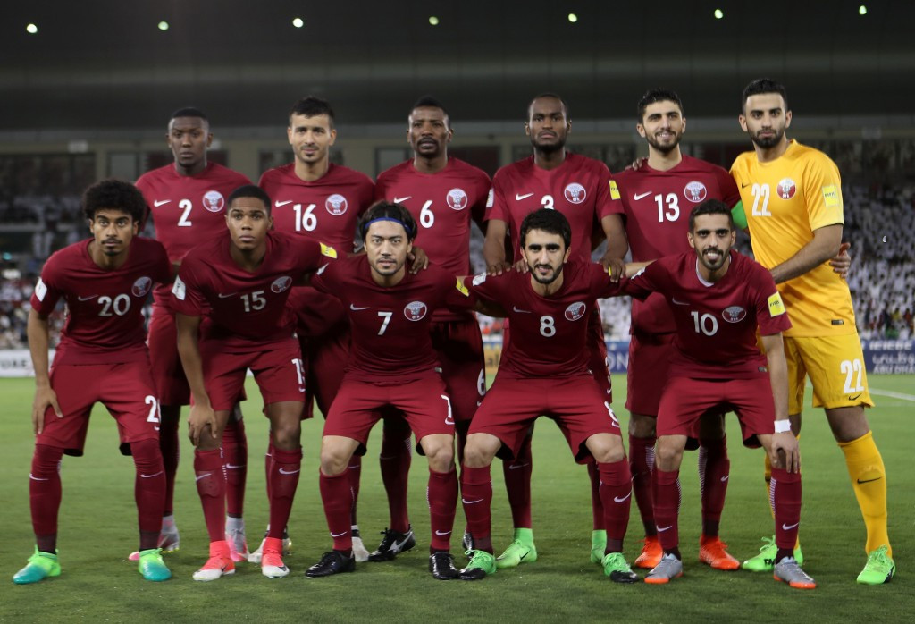 Qatar will take part in World Cup qualifying despite hosting the 2022 tournament ©Getty Images