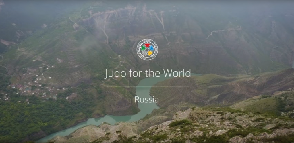 Judo for the World series examines impact of London 2012 on Russia