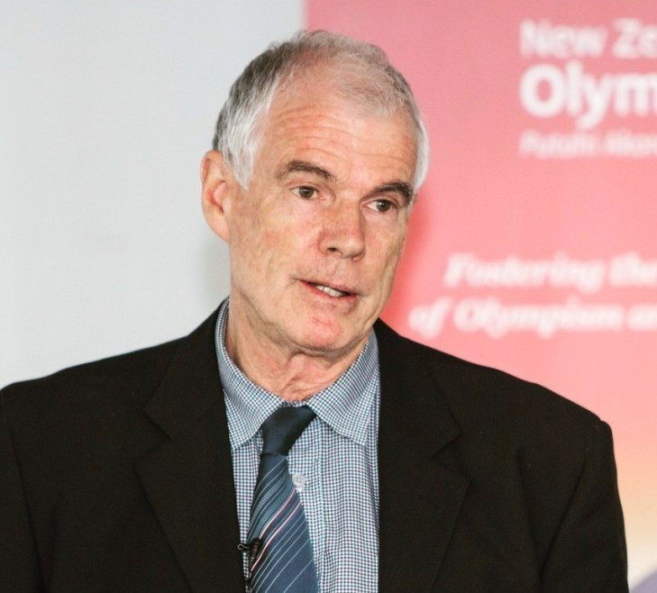 Graeme Steel has been appointed as the new chief executive of the Institute of National Anti-Doping Organisations ©Twitter