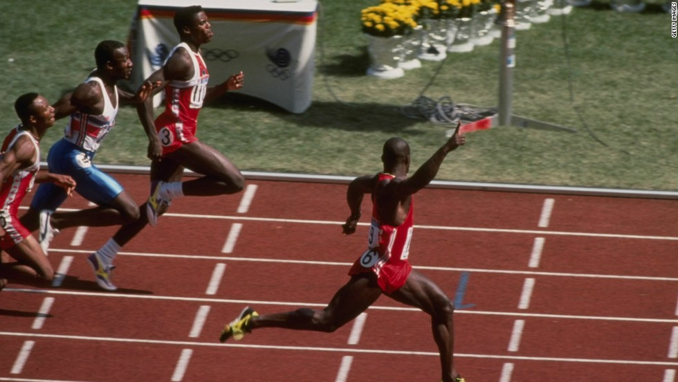 The last time South Korea hosted the Olympics, the Summer Games in 1988, Canada's Ben Johnson was caught using banned drugs and stripped of his gold medal ©Getty Images