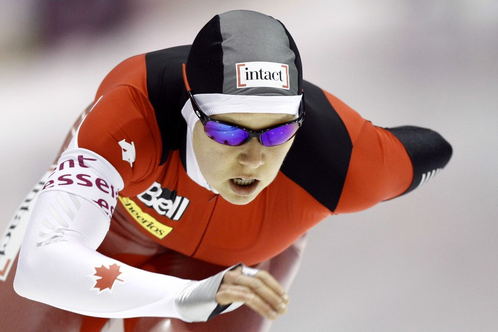 Olympic speed skating champion embarks on new career with police