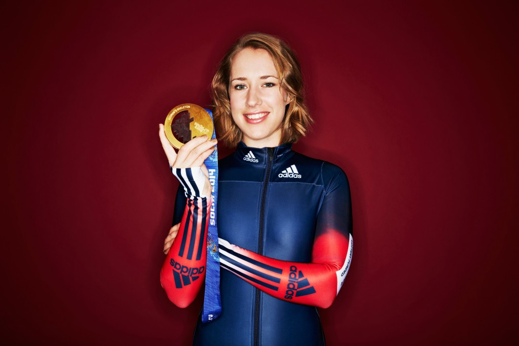 Britain will be looking to add to Lizzy Yarnold's Sochi 2014 gold in Pyeongchang ©Getty Images