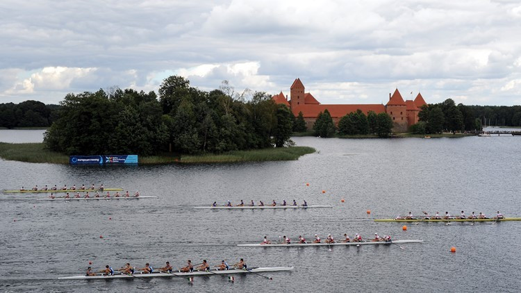 More than 700 athletes set to compete at record-breaking World Rowing Junior Championships