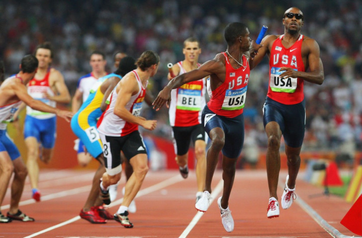 A push on ticket sales by the organisers of next month's IAAF Championships in Beijing means evening crowds are likely to be close to capacity, as they were during the 2008 Olympics, with excitement riding high during the men's 4x400m relay in the Bird's Nest stadium ©Getty Images