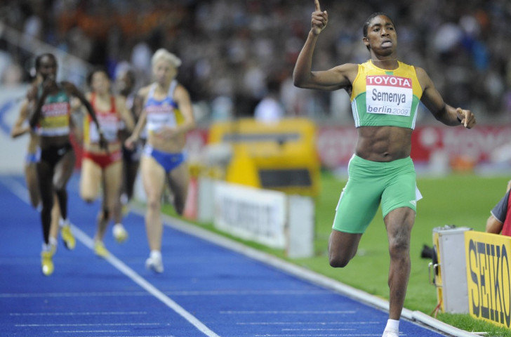 The IAAF rules on hyperandrogenism, established in 2011, two years after Caster Semenya's controversial World Championship win in the women's 800m, have been suspended by the Court of Arbitration for Sport after an appeal by Indian sprinter Dutee Chand. The IAAF now have to prove the need for the rules by 2017, or they become void ©Getty Images