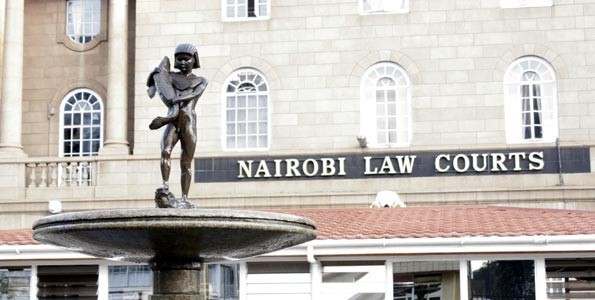 The High Court in Nairobi had urged an out-of-court settlement so the NOCK elections could go ahead ©Twitter