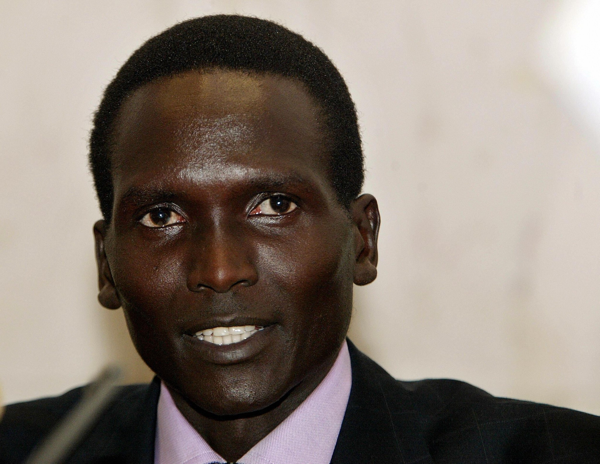 Paul Tergat looks set to finally be confirmed as the new chairman of the National Olympic Committee of Kenya ©Getty Images