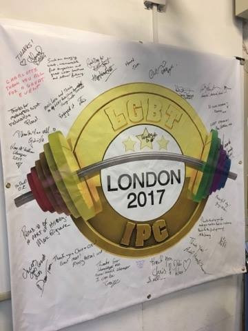 Participants of the 2017 LGBT IPC were encouraged to share their experiences ©LGBT