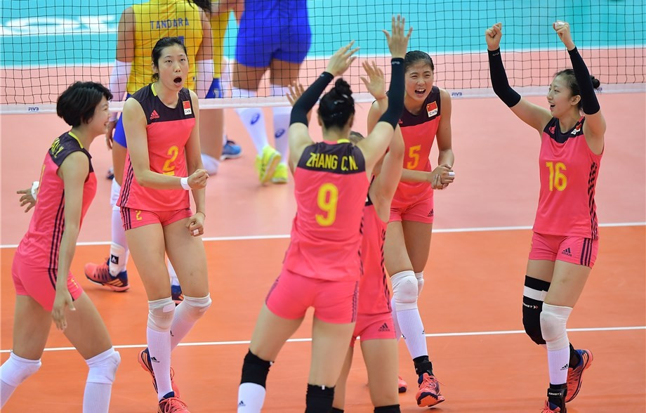 China start FIVB World Grand Prix Group One Finals with win