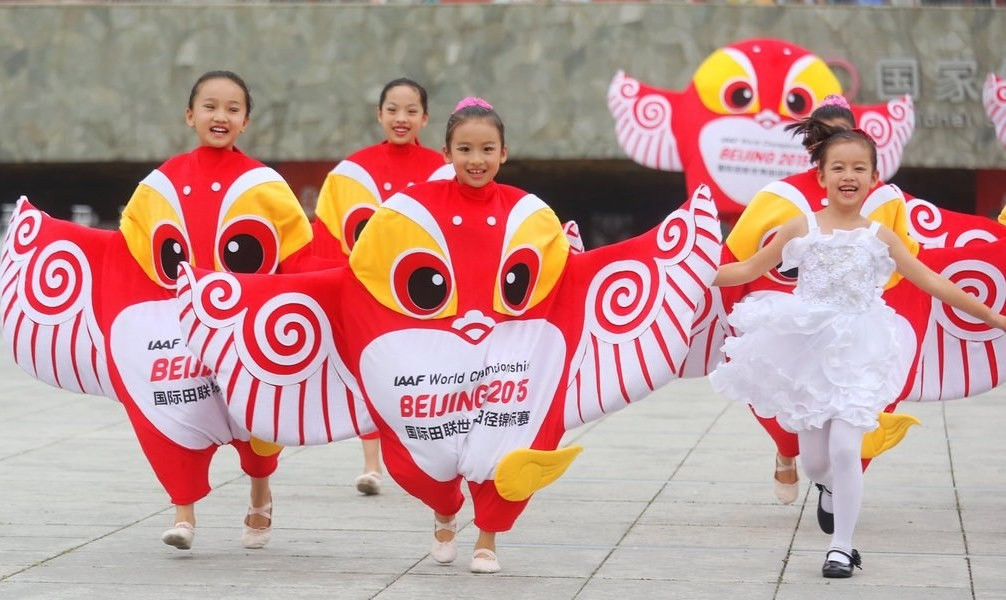 Chinese officials now claim to have sold 80 per cent of tickets for the IAAF World Championships after a campaign to engage local citizens ©Beijing 2015
