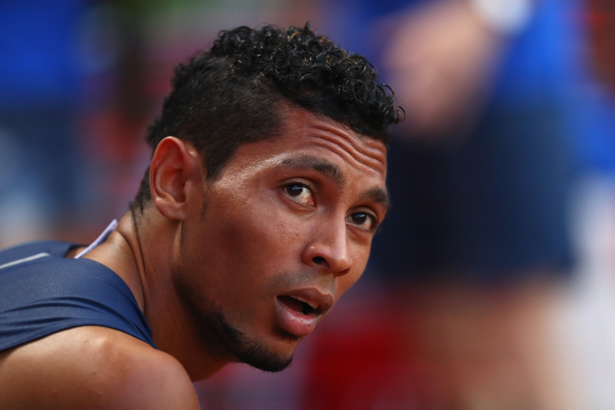 Van Niekerk claims he is up to job of filling post-Bolt void in track and field