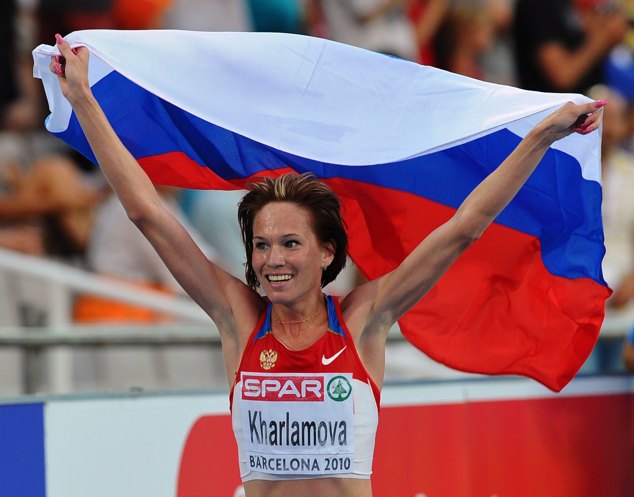 Russia bans six athletes on eve of appeal to have IAAF suspension lifted